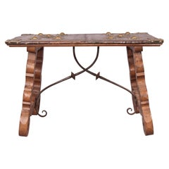 Spanish Antique Low Table