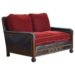 Art Deco Sofas