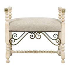 Spanish Baroque Bench