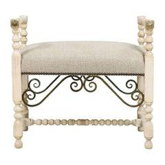 Spanish Baroque Bench