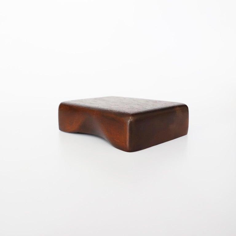 Spanish Box with Enamel Copper Decoration by Capo Esmaltes, c. 1960s 1
