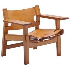 Spanish Chair by Borge Mogensen