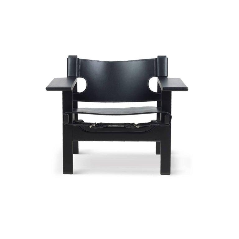 Danish Spanish Chair For Sale