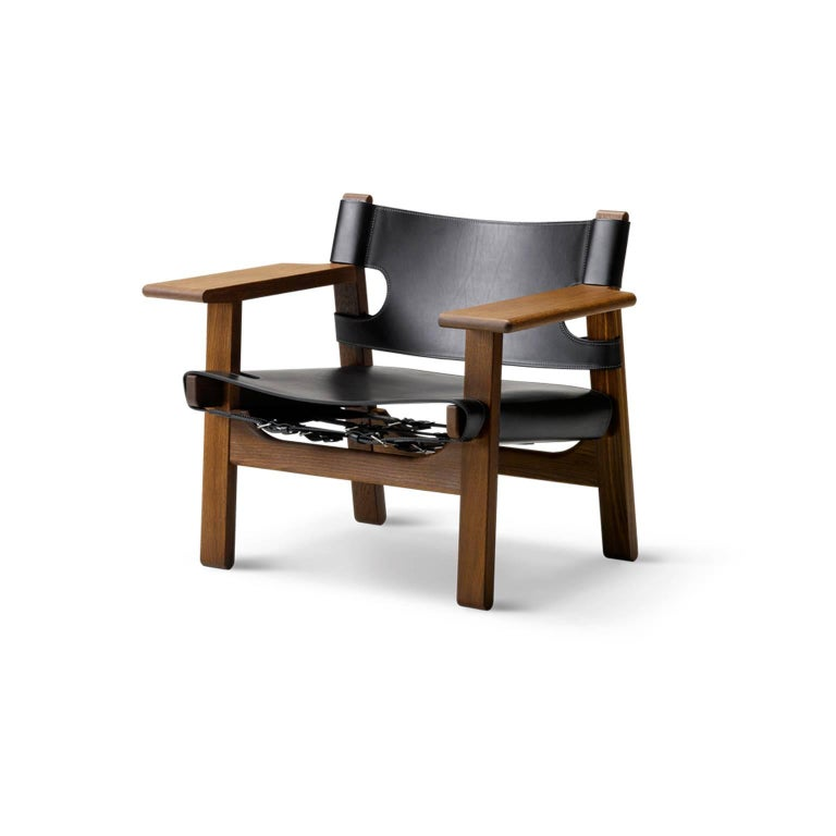 Spanish Chair In Excellent Condition For Sale In Los Angeles, CA