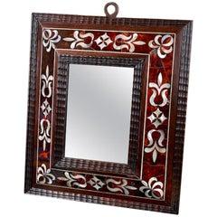 Spanish Colonial Mirror Mexico, 17th Century