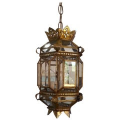 Spanish Colonial Style Chandelier