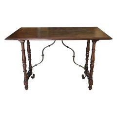 Spanish Early 19th Century Console Table