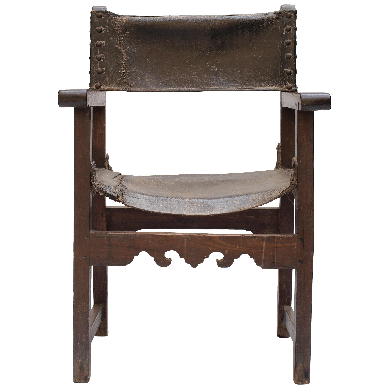 Spanish Friars Chair, Mid-17th Century