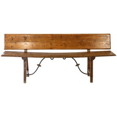 Spanish Hall Bench