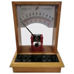 Spanish MCM Instituto L. Torres Quevedo Educational Galvanometer