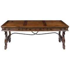 Spanish Colonial Tables