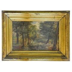 Spanish Oil Painting