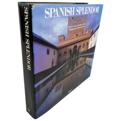 Spanish Splendor Great Palaces, Castles, and Country Homes Hardcover Book