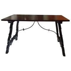Spanish Table, Farmhouse Table, Side Table, Spain, Centre Table, Dining Table