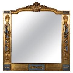 Spanish Wall Mirror of the 19th Century