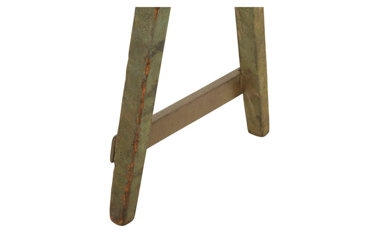 Spanish Wooden Sawhorse For Sale 3