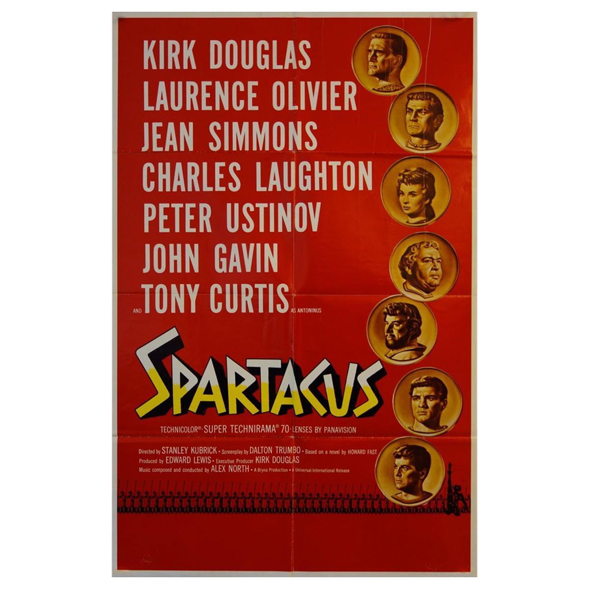 """""""Spartacus"""" '1960' Poster"""