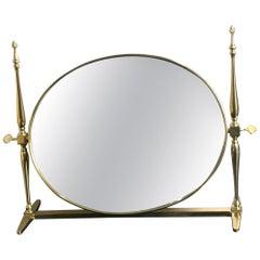 Specchio Ottone d'appoggio