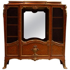 Special 19th Century French Kingwood and Parquetry François Linke