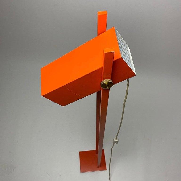 Special Danish Floor Lamp by Benny Frandsen for BF Lamper, Denmark, 1968 For Sale 1
