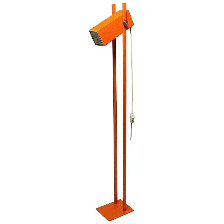 Special Danish Floor Lamp by Benny Frandsen for BF Lamper, Denmark, 1968 For Sale