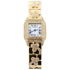 Special Edition Cartier Panthere Mini Wristwatch