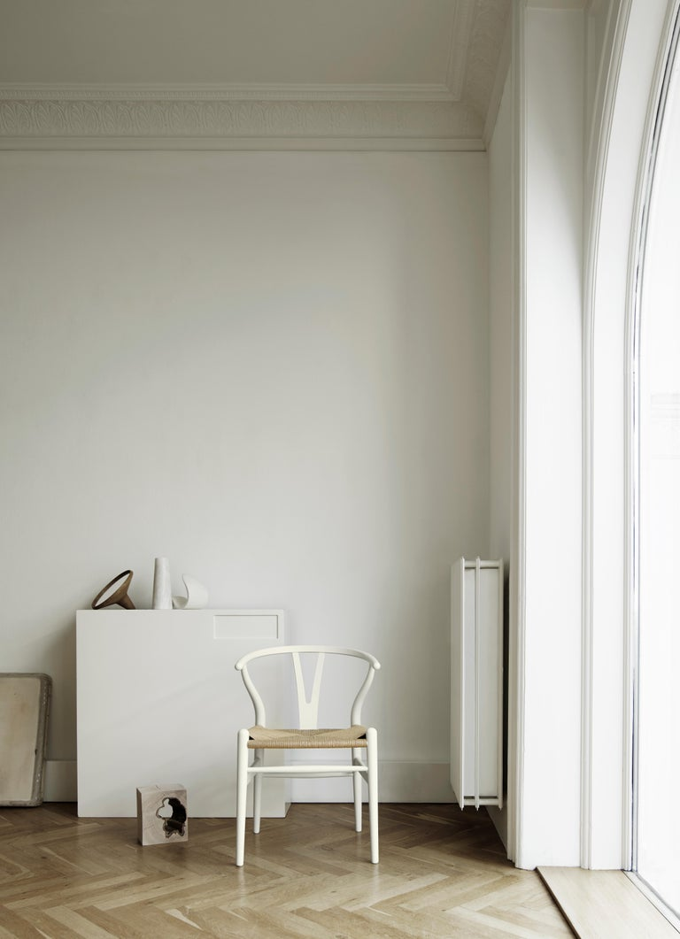 CH24 Wishbone Chair in Soft Colors by Hans J. Wegner For Sale 20