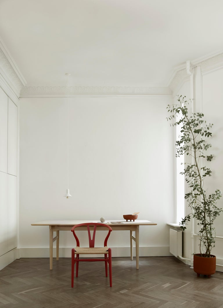 CH24 Wishbone Chair in Soft Colors by Hans J. Wegner For Sale 22