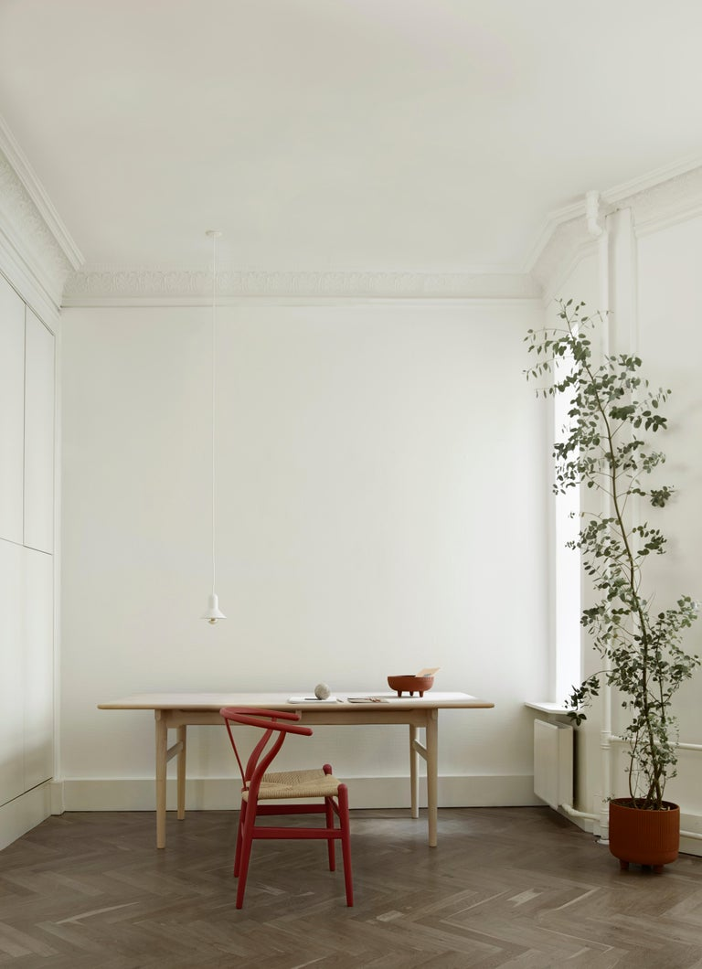 CH24 Wishbone Chair in Soft Colors by Hans J. Wegner For Sale 23