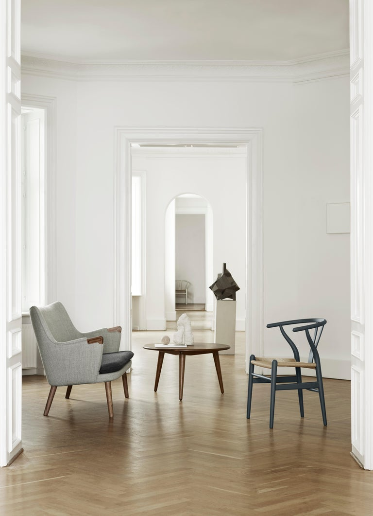 CH24 Wishbone Chair in Soft Colors by Hans J. Wegner For Sale 29