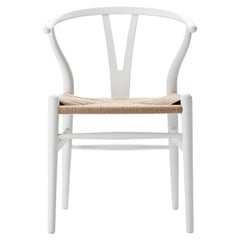 CH24 Wishbone Chair in Soft Colors by Hans J. Wegner