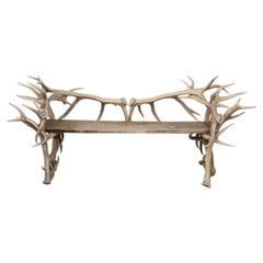Spectacular Antler Chair or Bench
