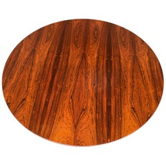 Spectacular Arne Jacobsen Rosewood Danish Dining Table