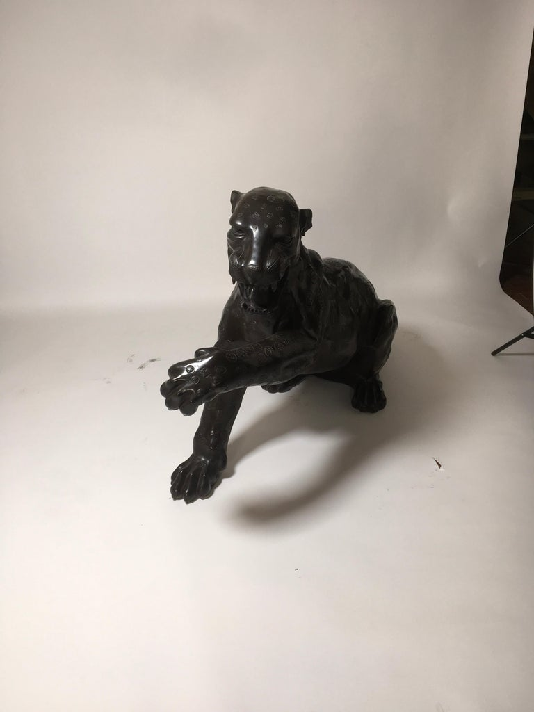 Spectacular Bronze Sculpture, Italy For Sale 3
