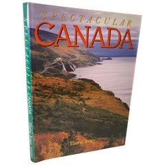 Spectacular Canada Hardcover Book