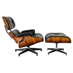 Spectacular Herman Miller Eames Lounge Chair and Ottoman