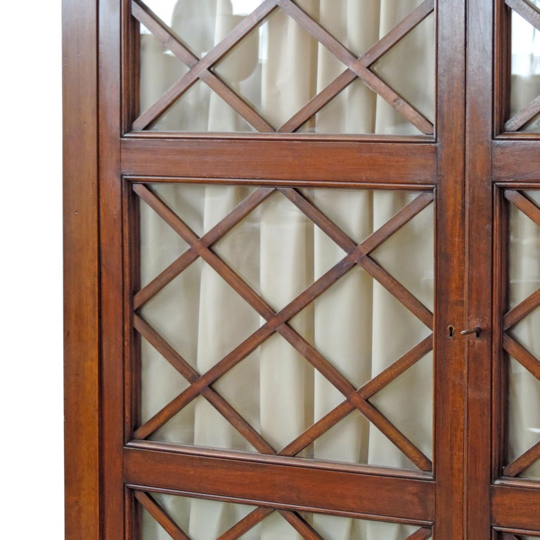 Spectacular Italian 1930s Cabinet For Sale 4