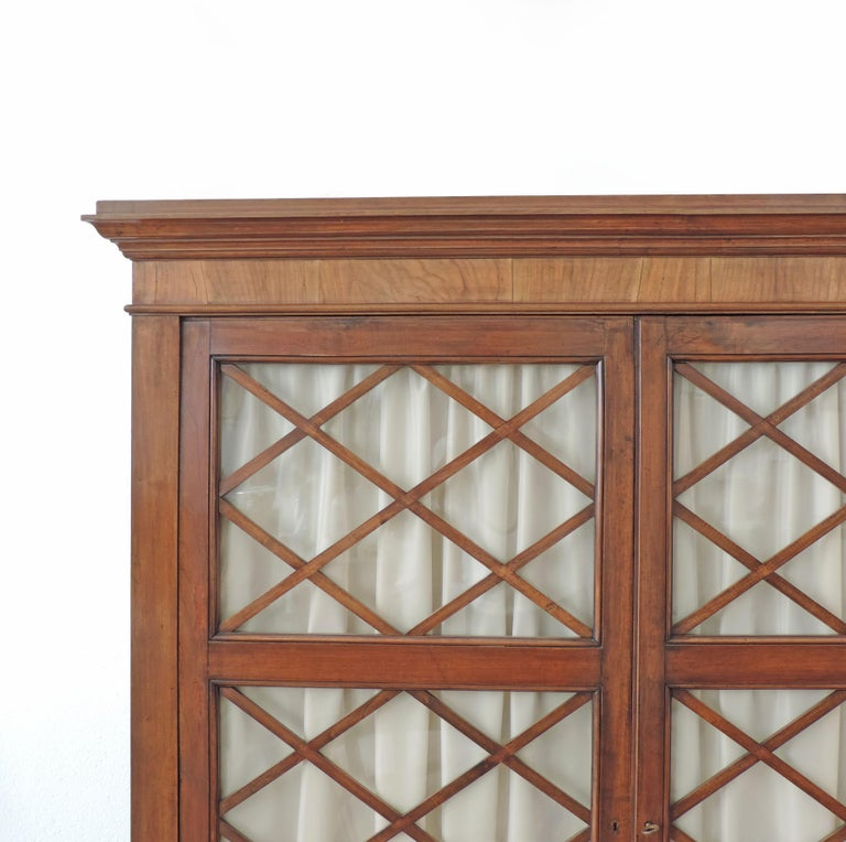 Spectacular Italian 1930s Cabinet For Sale 5