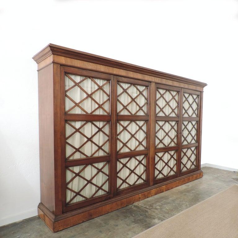 Art Deco Spectacular Italian 1930s Cabinet For Sale