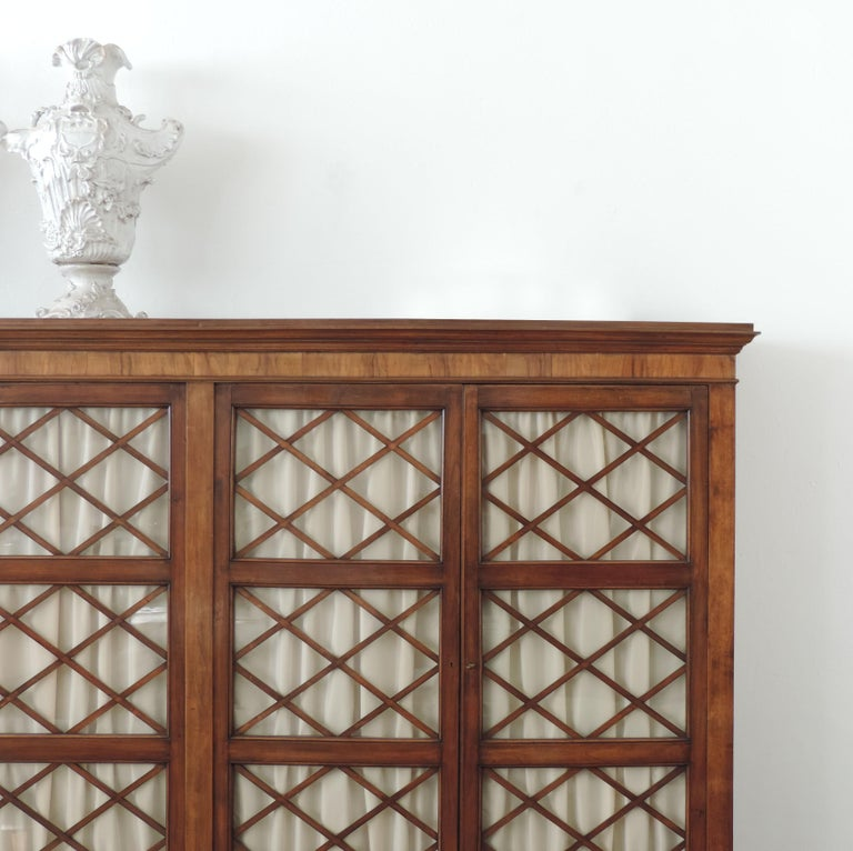 Mid-20th Century Spectacular Italian 1930s Cabinet For Sale