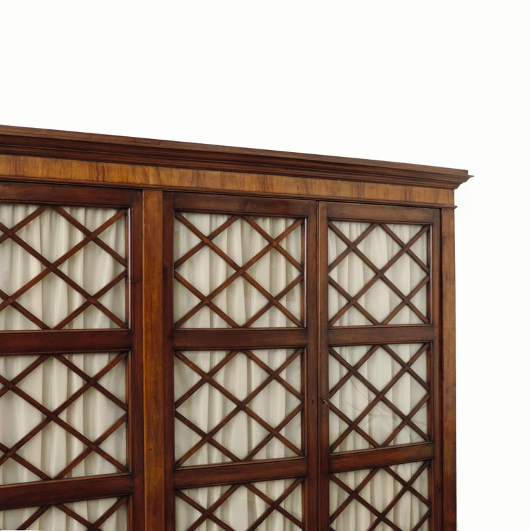 Spectacular Italian 1930s Cabinet For Sale 1