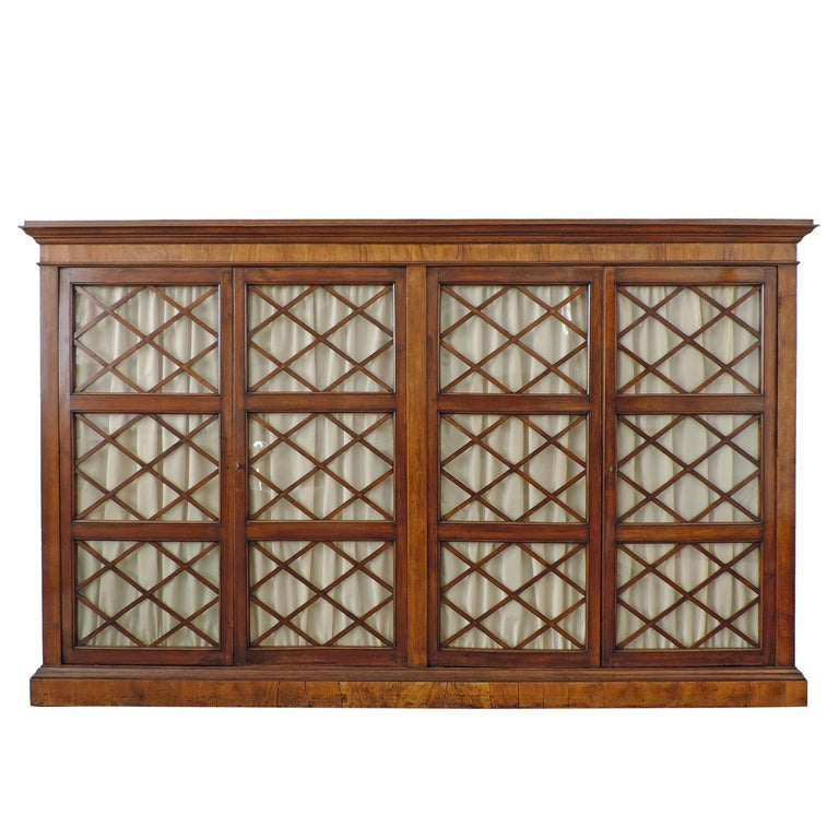 Spectacular Italian 1930s Cabinet For Sale
