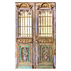 Spectacular Rustic Carved Doors