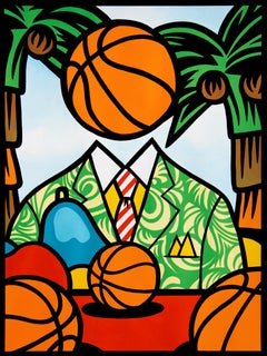 """Miami Style"" - Painting by Speedy Graphito"