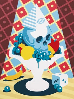"""Spiramidal Vanity"" - Painting by Speedy Graphito"