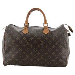 Speedy Handbag Monogram Canvas 35