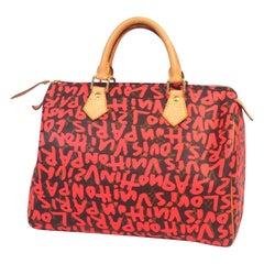 Louis Vuitton Speedy 30  Womens  Boston bag M93704  Fuschia pink Leather