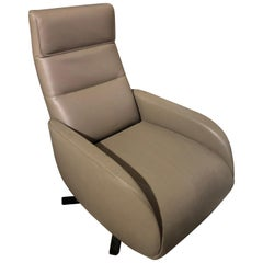 Spencer Leather Recliner