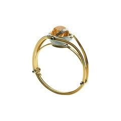 Sphere Bracelet Quartz by Elie Top