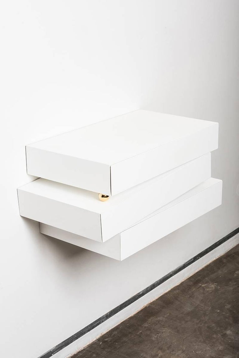 International Style Contemporary Chest of Drawers
